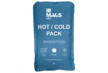 Hot/cold pack soft touch, tri-sectional 40*20cm