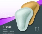 T-Form Metatarsal pad white